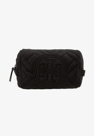 FLEMING QUILTED COSMETIC CASE - Kosmetyczka - black