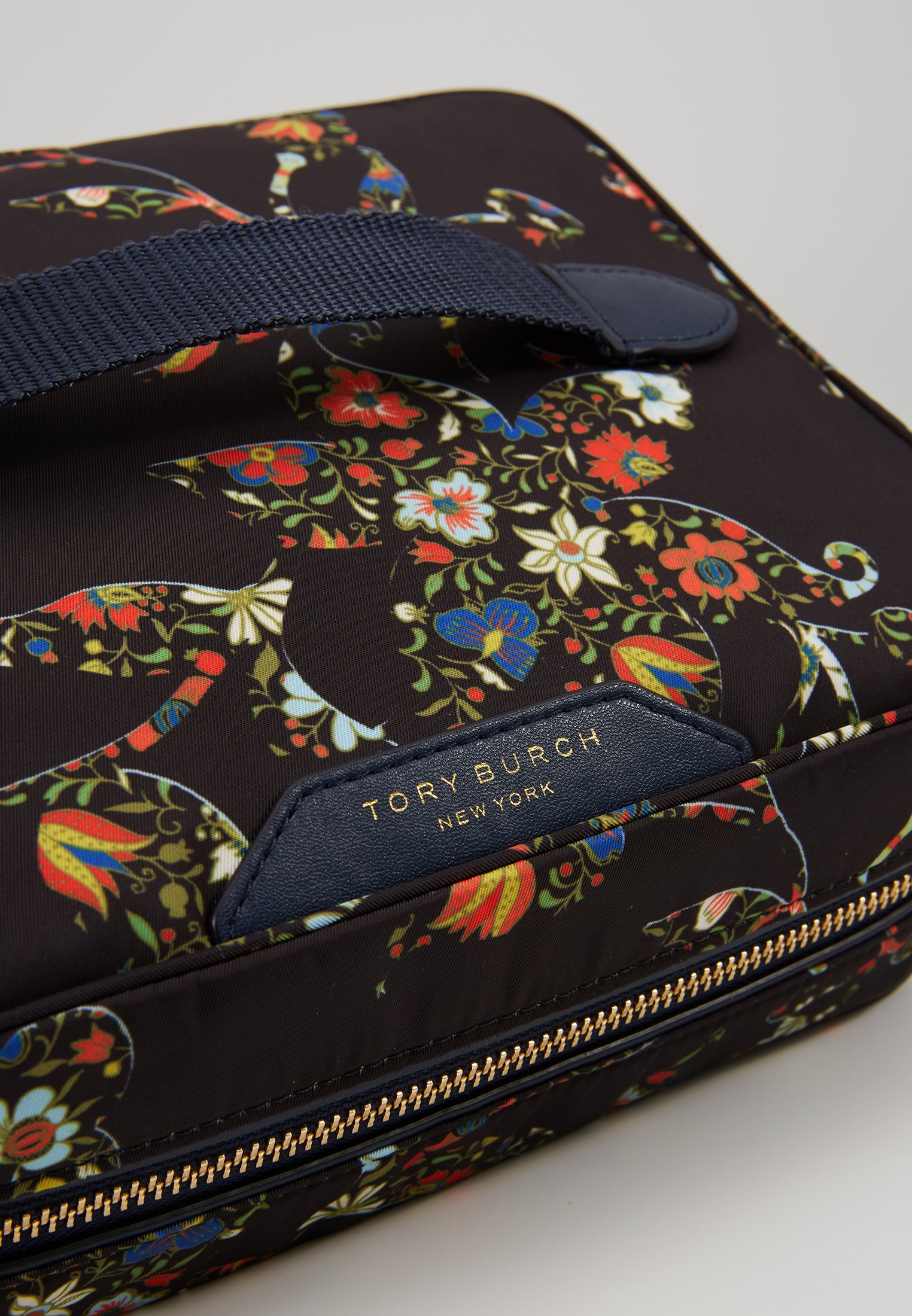 Tory Burch Perry Nylon Printed Cosmetic Set - Trousse Sacred Floral