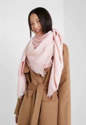 LOGO TRAVELER SCARF - Chusta - lotus pink