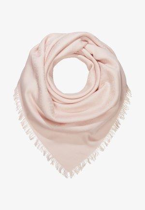 LOGO TRAVELER SCARF - Foulard - lotus pink