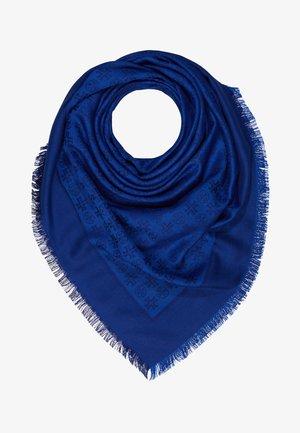LOGO TRAVELER SCARF - Šátek - cobalt