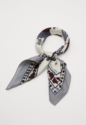 WONERLINE VINE NECKERCHIEF - Scarf - eclipse