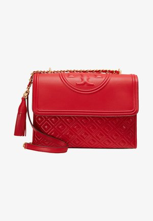 FLEMING CONVERTIBLE SHOULDER BAG - Handtas - brilliant red