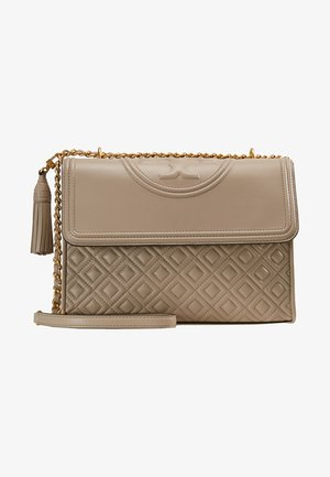 FLEMING CONVERTIBLE SHOULDER BAG - Torebka - light taupe