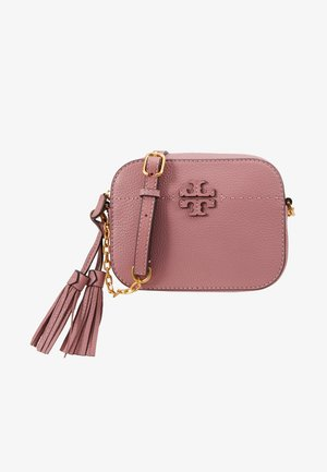 MCGRAW CAMERA BAG - Borsa a tracolla - pink magnolia