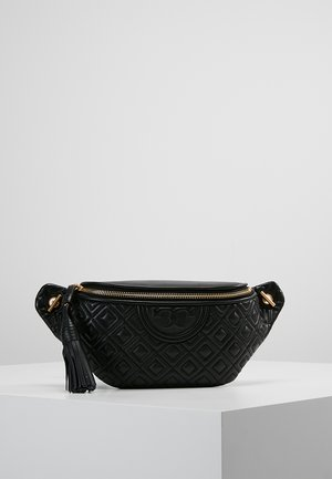 FLEMING BELT BAG - Vyölaukku - black