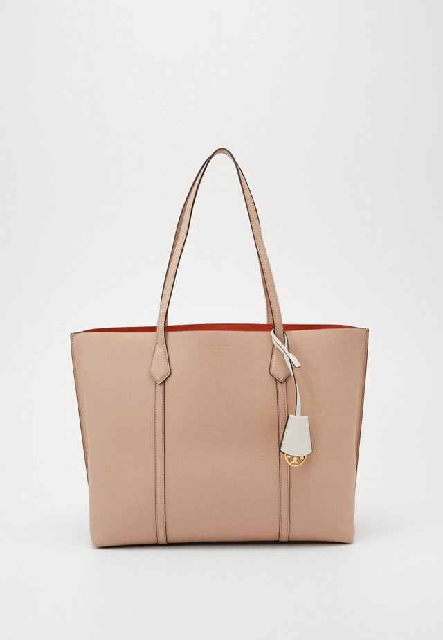 PERRY TRIPLE COMPARTMENT TOTE - Shopping Bag - devon sand