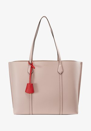 PERRY TRIPLE COMPARTMENT TOTE - Shopping bag - shell pink