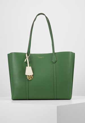 PERRY TRIPLE COMPARTMENT TOTE - Handbag - arugula