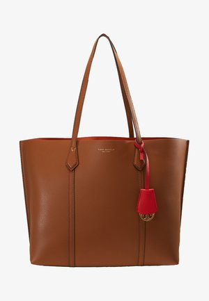 PERRY TRIPLE COMPARTMENT TOTE - Kabelka - light umber