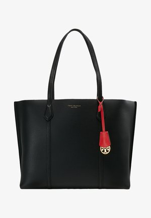PERRY TRIPLE COMPARTMENT TOTE - Kabelka - black