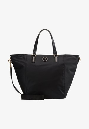 TILDA SMALL TOTE - Shoppingväska - black