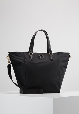 TILDA SMALL TOTE - Bolso shopping - black