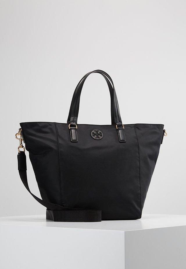 TILDA SMALL TOTE - Tote bag - black