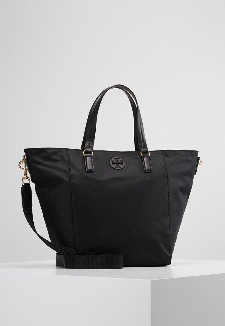Tory Burch - TILDA SMALL TOTE - Tote bag - black