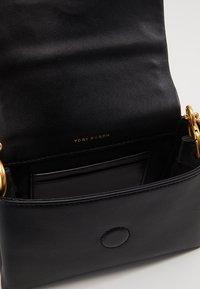 Tory Burch - GREER MINI BAG - Across body bag - black - 4