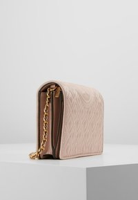 Tory Burch - FLEMING FLAT  CROSSBODY - Portemonnee - shell pink - 3