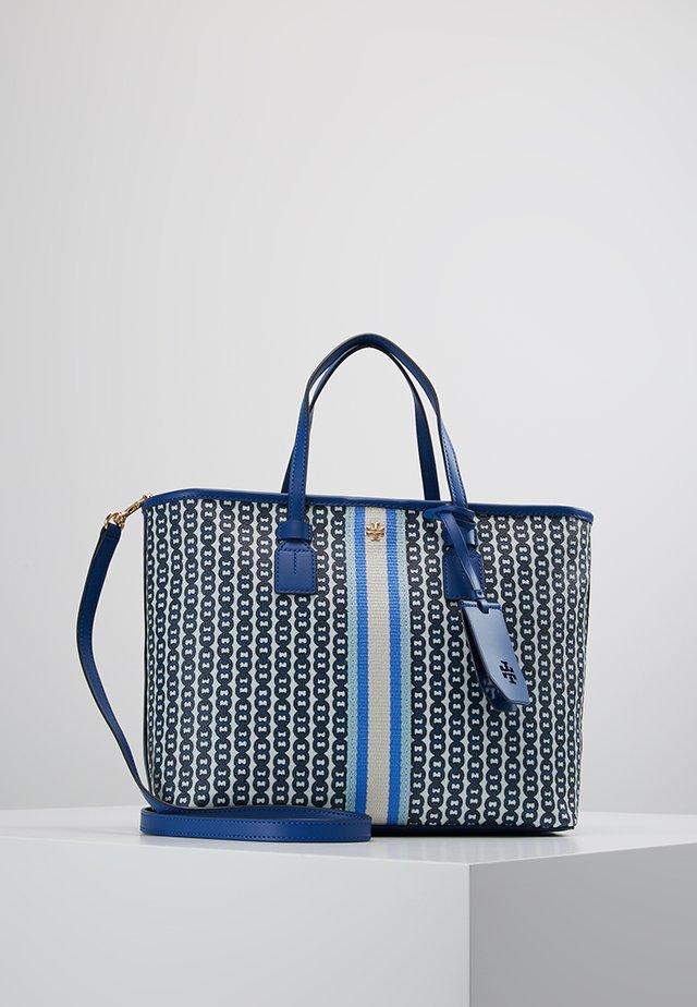 GEMINI LINK SMALL TOTE - Handtasche - bondi blue