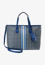 GEMINI LINK SMALL TOTE - Handbag - bondi blue