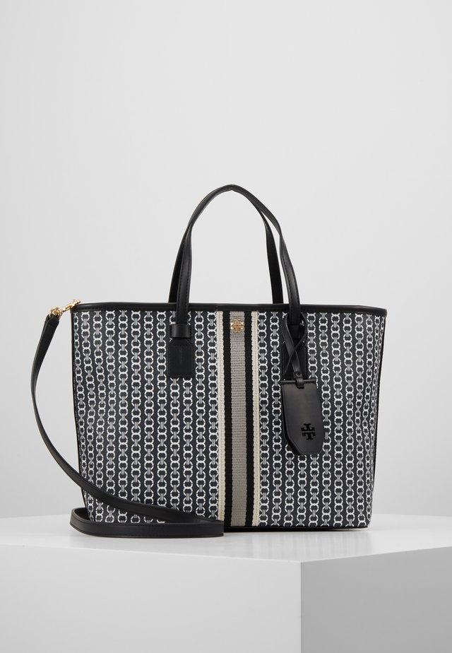 GEMINI LINK SMALL TOTE - Handtasche - black