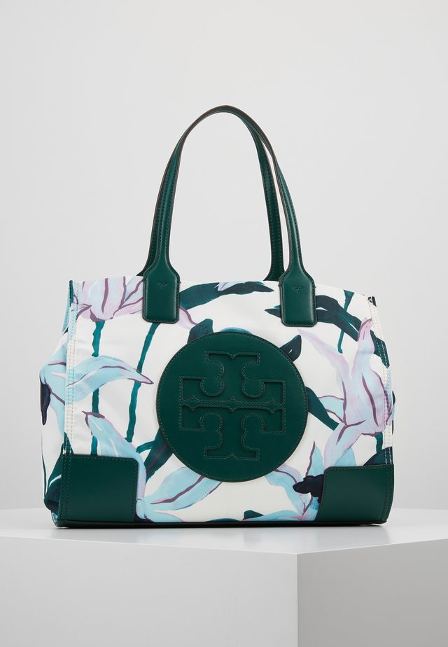 ELLA PRINTED MINI TOTE - Handtas - desert bloom pigment