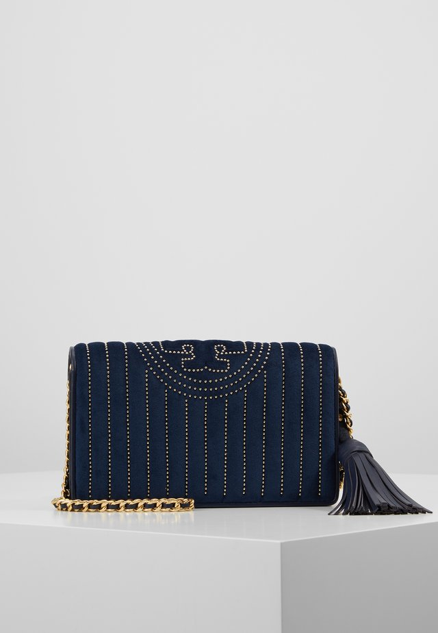 FLEMING MINI STUD WALLET CROSS BODY - Schoudertas - royal navy