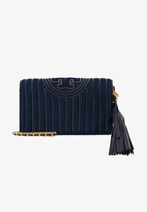 FLEMING MINI STUD WALLET CROSS BODY - Across body bag - royal navy