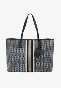 Tory Burch - GEMINI LINK TOTE - Shopper - black - 5