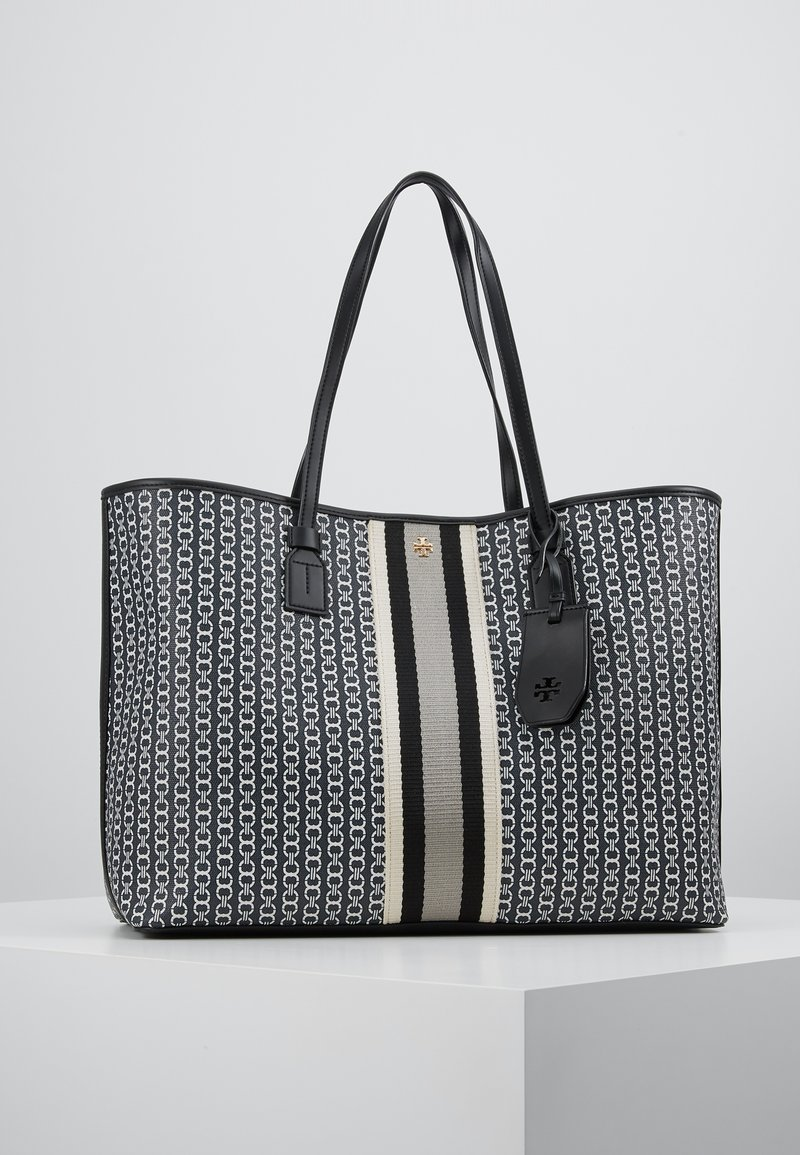 Tory Burch - GEMINI LINK TOTE - Shopper - black