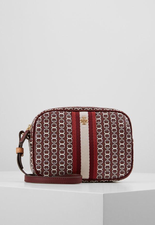 GEMINI LINK MINI BAG - Across body bag - royal burgundy