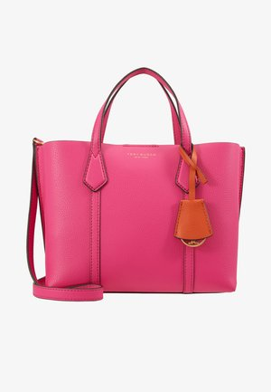 PERRY SMALL TRIPLE COMPARTMENT TOTE - Handtas - crazy pink