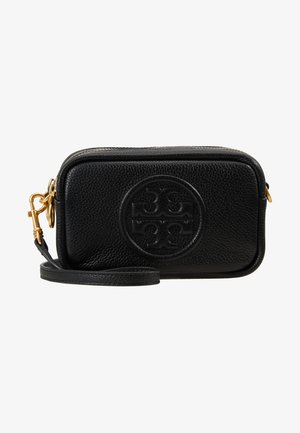 PERRY BOMB MINI BAG - Torba na ramię - black