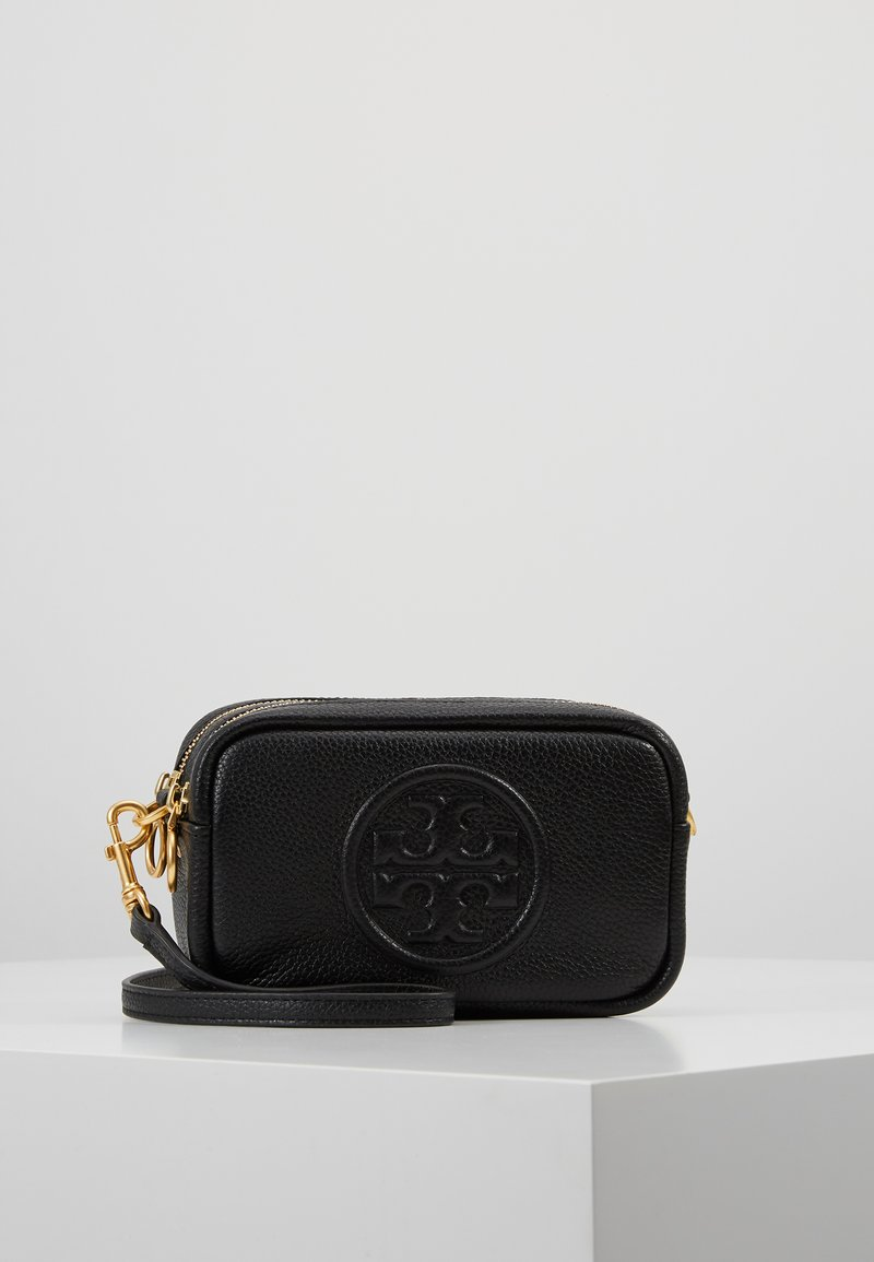 Tory Burch - PERRY BOMB MINI BAG - Across body bag - black