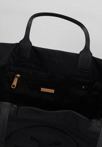 Tory Burch - ELLA TOTE - Shoppingveske - black - 4