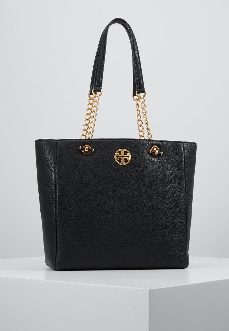 Tory Burch - CHELSEA TOTE - Håndtasker - black