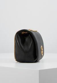 Tory Burch - CHELSEA EVENING BAG - Umhängetasche - black - 3
