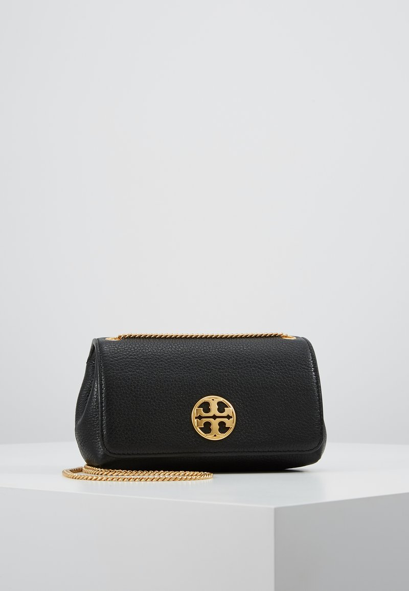 Tory Burch - CHELSEA EVENING BAG - Umhängetasche - black