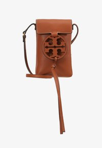 Tory Burch - MILLER PHONE CROSSBODY - Bandolera - aged camello - 5