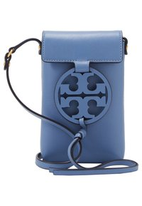 Tory Burch - MILLER PHONE CROSSBODY - Torba na ramię - bluewood - 5