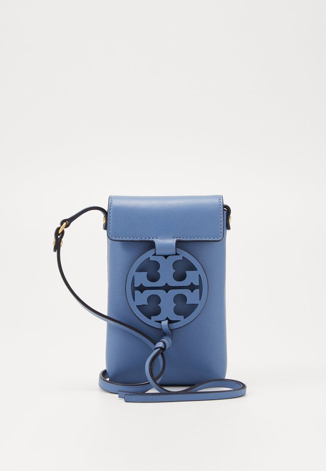 MILLER PHONE CROSSBODY - Across body bag - bluewood