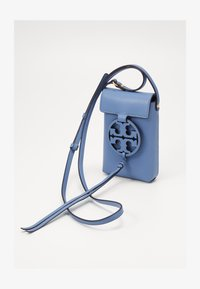 Tory Burch - MILLER PHONE CROSSBODY - Torba na ramię - bluewood - 1