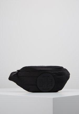 ELLA BELT BAG - Vyölaukku - black