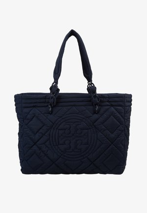 FLEMING QUILTED TOTE - Handtas - royal navy