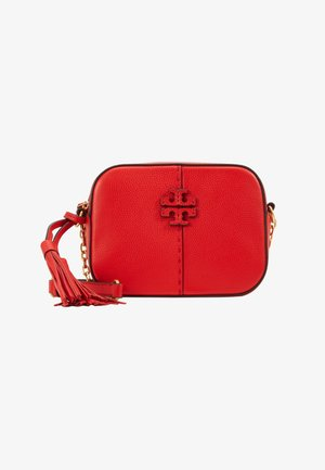 MCGRAW BAG - Borsa a tracolla - brilliant red