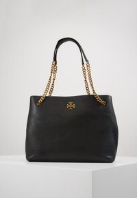 Tory Burch - KIRA TOTE - Handbag - black - 0