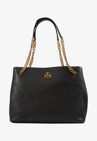 Tory Burch - KIRA TOTE - Handbag - black - 1