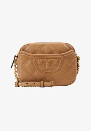 FLEMING SOFT CAMERA BAG - Borsa a tracolla - tiramisu