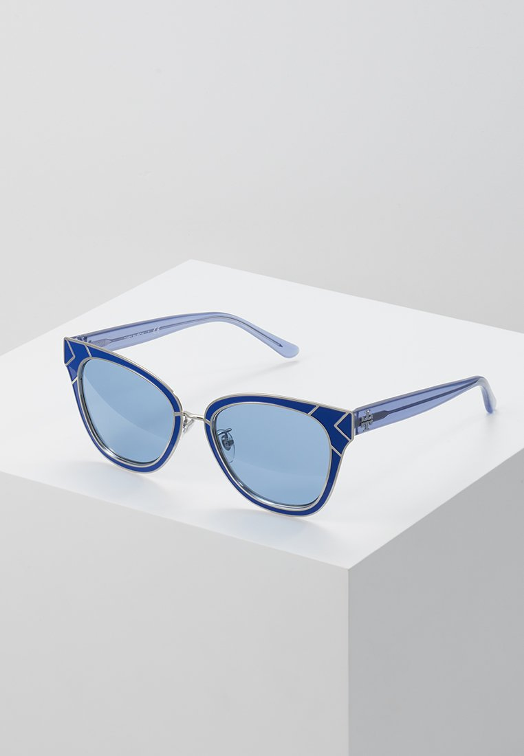 Tory Burch - Solbriller - blue/shiny silver-coloured
