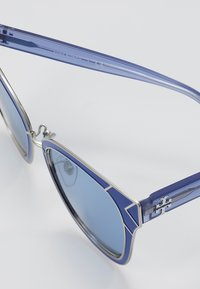 Tory Burch - Solbriller - blue/shiny silver-coloured - 2