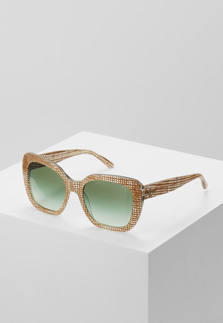Tory Burch - Sonnenbrille - beige/grey